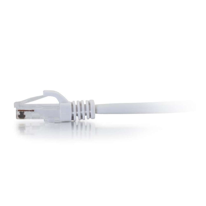 C2G 7FT CAT6 SNAGLESS UTP CBL-WHT (27162)