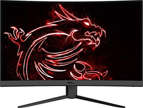 "MSI OPTIXG27C4 27"" Curved Full HD LCD Gaming Monitor with AMD FreeSync Anti-Flicker 165HZ 1ms(OPTIXG27C4)"