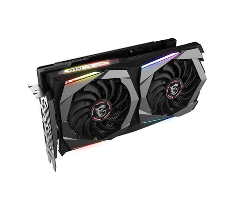 MSI Gaming GeForce RTX 2060 6GB GDRR6 192-bit HDMI/DP Ray Tracing Turing Architecture VR Ready Graphics Card (RTX 2060 Gaming Z 6G)