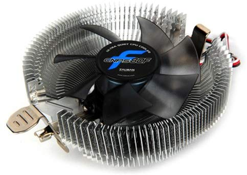 Zalman CNPS80F Ultra Quiet CPU Cooler for Intel LGA 1155/1156/775 & AMD Socket FM2/FM1/AM3/AM2+/AM2 (CNPS80F)
