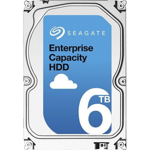 "Seagate ST6000NM0095 6 TB 3.5"" Internal Hard Drive"