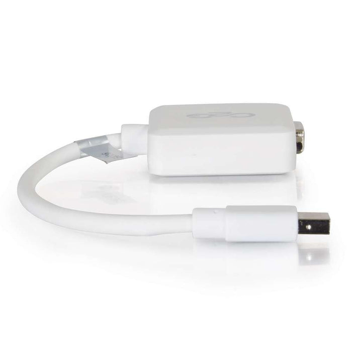 C2G 54316 Mini DisplayPort VGA White cable interface/gender adapter - V&L Canada