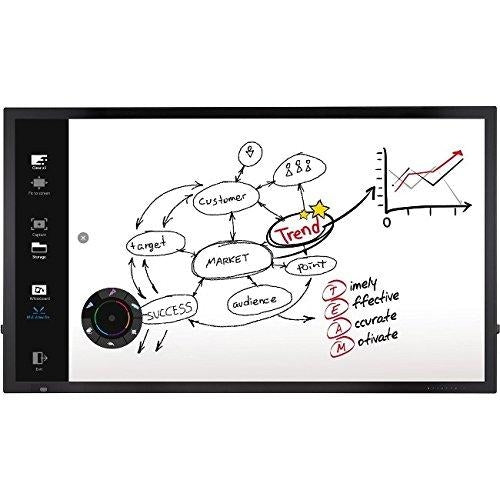 LG 55TC3D-B Touchscreen 55 Inch - 1920 x 1080 - 450 nits - HDMI (3), DP, DVI-D, RGB, Audio in, USB 3.0
