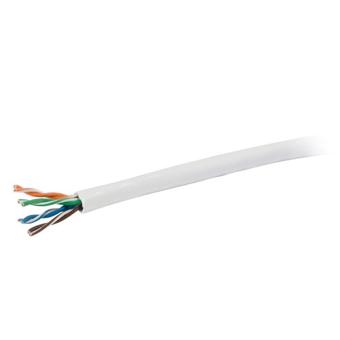 C2G/Cables To Go 56013 Cat5e Bulk Unshielded (UTP) Ethernet Network Cable  1000 Feet - V&L Canada