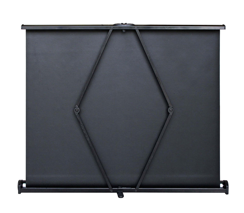 "GRANDVIEW  U-WORK TABLE-TOP SCREENS - 40"" - 4:3 - BLACK CASE"