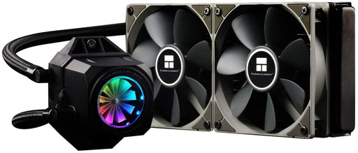 Thermalright Turbo Right 240C All-In-One liquid cooling CPU cooler w/TY-121BP PWM fans & ADD LED light