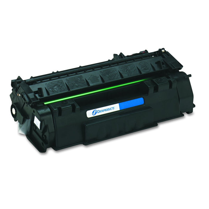 DataProducts remanufactured toner cartridge,Black, for use with:  HP LaserJet 11 (DPC49AP)