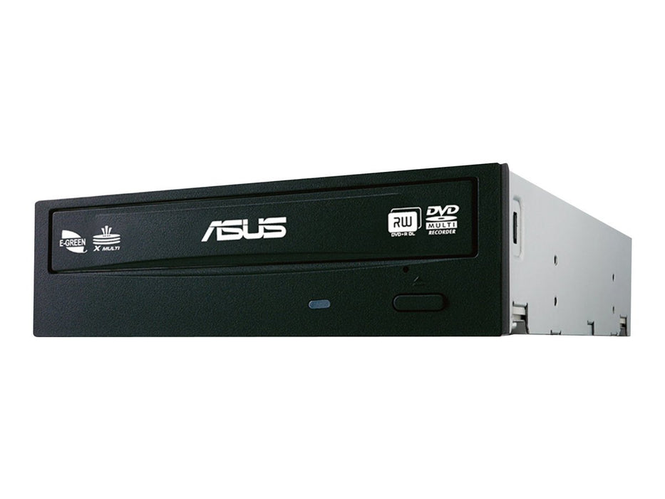 Asus DRW-24F1ST/BLK/B/AS 24X SATA Internal DVD+/-RW Drive Without Software, Black