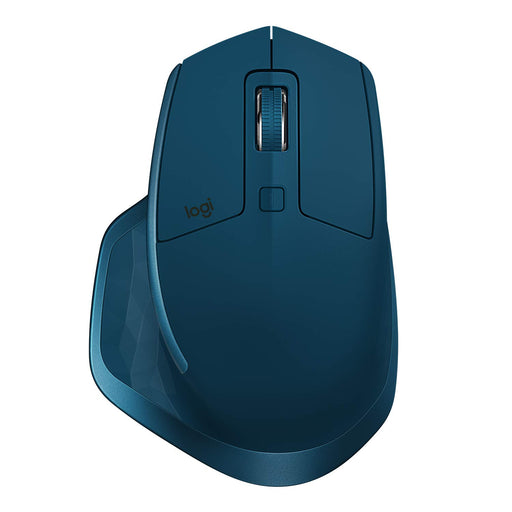 Logitech® MX Master 2S Wireless Mouse, Midnight Teal (910-005137)