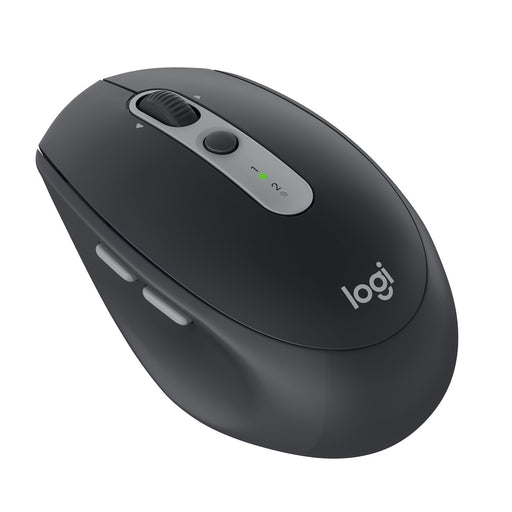 Logitech M590 Bluetooth -Unifying Wireless Mouse with Multi-Device Flow Feature (910-005014)
