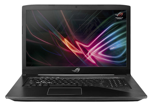 """ASUS ROG Strix Scar Edition 17.3 Gaming Laptop, i7-8750H, GTX 1050Ti 4GB, 144Hz 3ms display, 16GB, 256GB SSD+1TB FireCuda"" - GL703GE-DB71-CA"