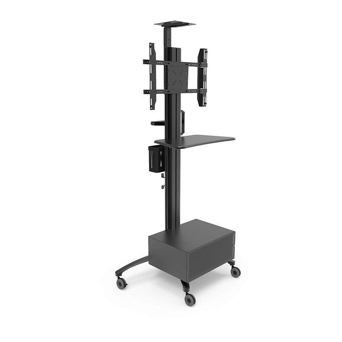 Kanto MKX70 Rolling TV Stand for 37-inch to 70-inch Displays