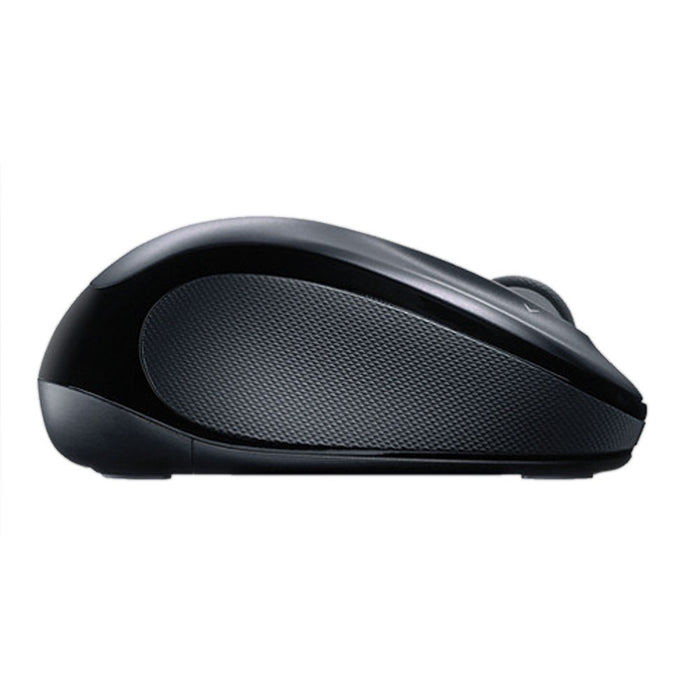 Logitech M325 Wireless Mouse for Web Scrolling - Black (910-002974)
