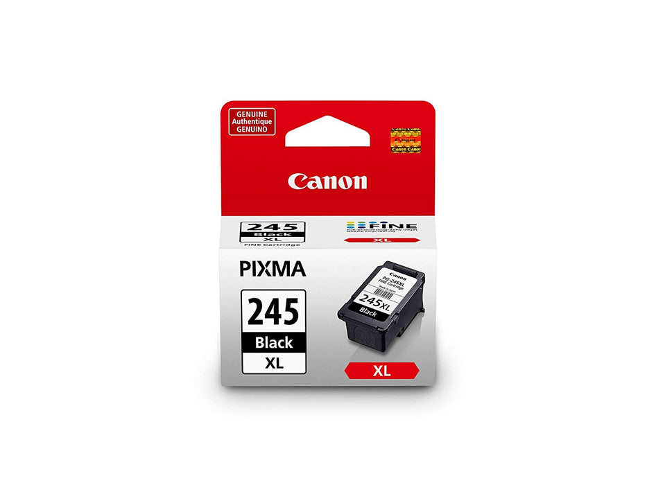 Genuine Canon PG-245XL HIGH Yield Ink Cartridge, Black - 8278B001