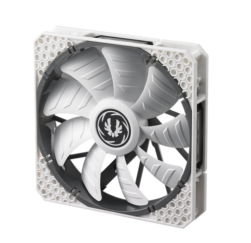 BitFenix Spectre Pro Solid White 140mm Case Fan - V&L Canada