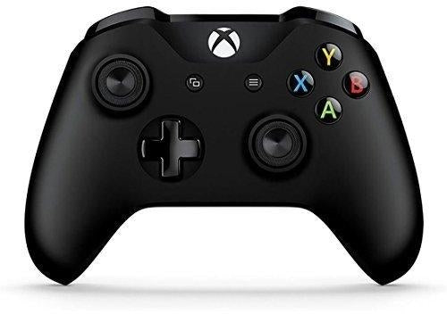 Microsoft 6CL-00005 Gamepad Xbox One,Xbox One S Wireless Black gaming controller - V&L Canada