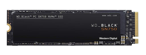 WD Black SN750 250GB NVMe Internal Gaming SSD - Gen3 PCIe, M.2 2280, 3D NAND - WDS250G3X0C