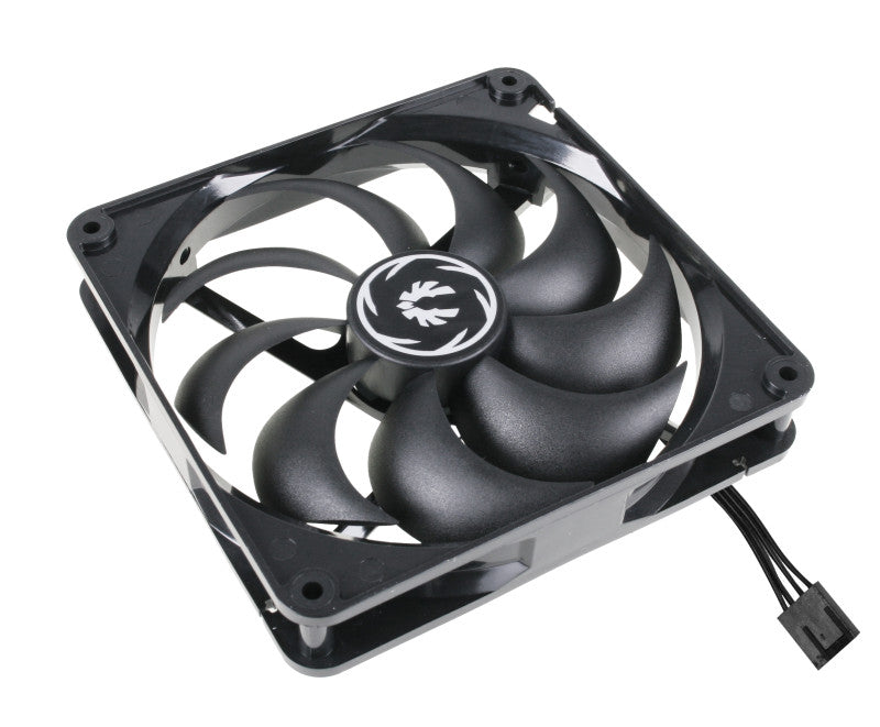 BitFenix Spectre PWM 140mm Case Fan - Black - V&L Canada