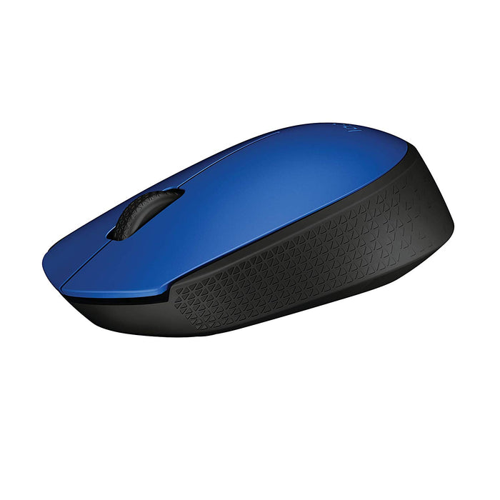 Logitech M170 Wireless Mouse Blue (910-004800)