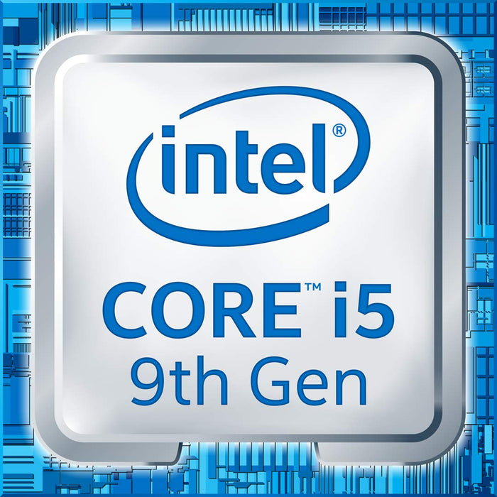 Intel BX80684I59600K Boxed Core i5-9600K Processor, 9M Cache, up to 4.60 GHz 3.7 6