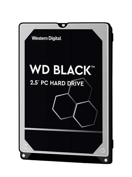 Western Digital Bare Drives WD Black 500GB Mobile HDD 500 sata_6_0_gb 32 MB Cache 2.5-Inch Internal Bare or OEM Drives WD5000LPLX