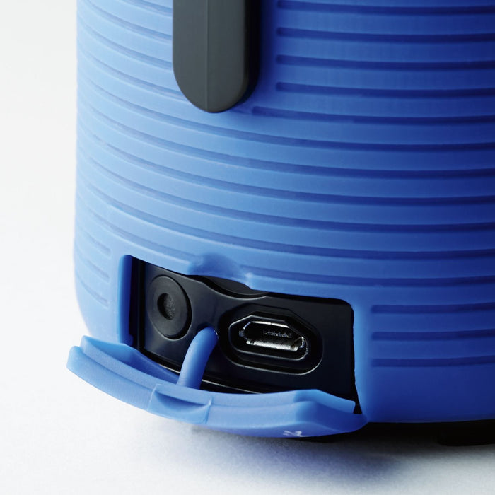 Verbatim Mini Wireless Waterproof Bluetooth Speaker - Blue (70229)