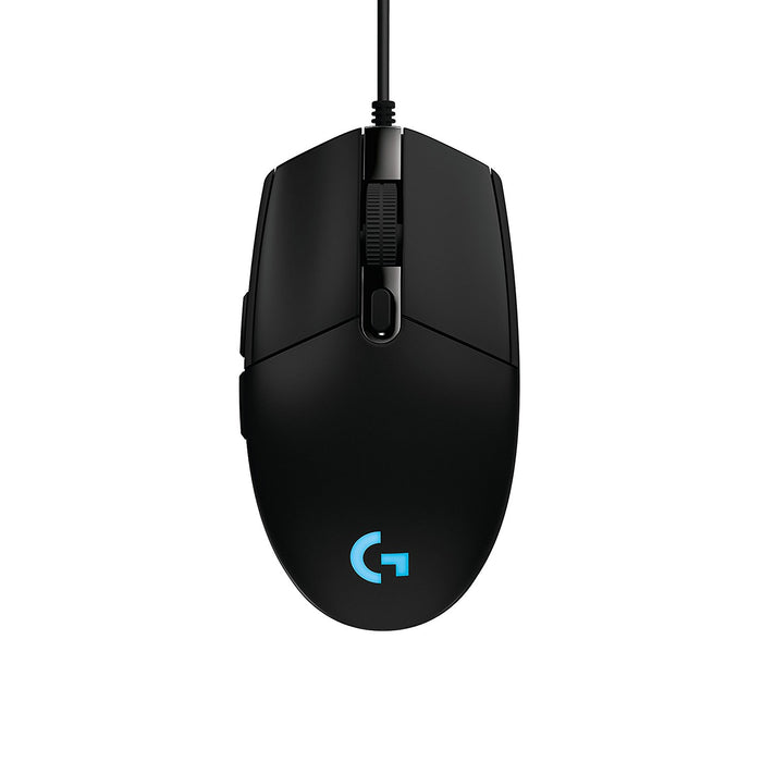 Logitech G203 Prodigy Wired Gaming Mouse, Black (910-004842)