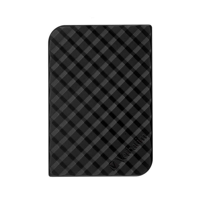 Verbatim 1TB Store 'n' Go Portable Hard Drive, USB 3.0, Diamond Black 97395
