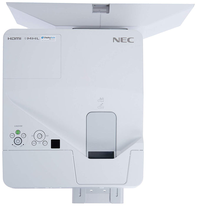 NEC Lumen Video Projector (NP-UM351W-WK)