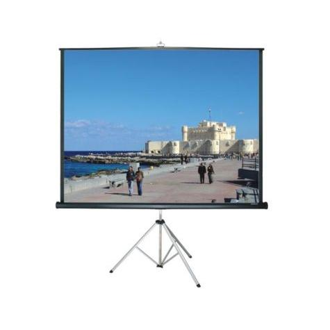 "GRANDVIEW PT-H 60"" CHARMING TRIPOD PORTABLE SCREEN 1:1"