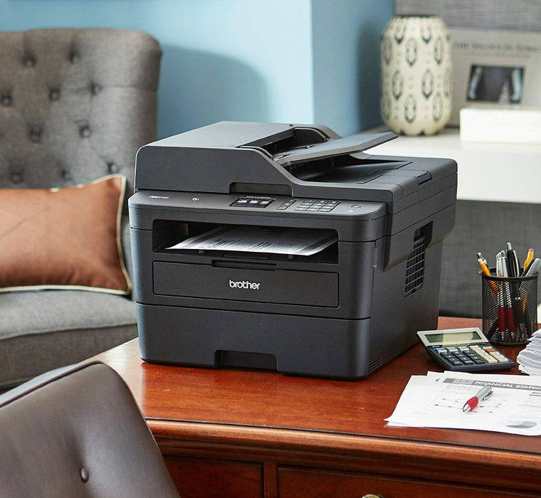 Brother MFCL2750DW Wireless Monochrome Printer with Scanner, Copier & Fax