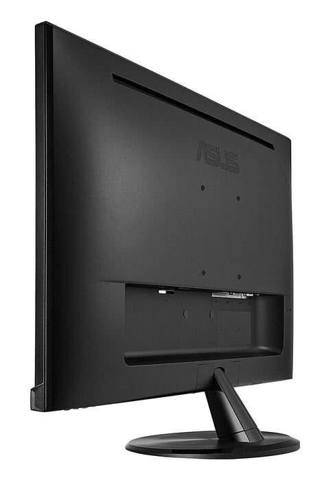 "Asus VP239H-P 23"" IPS Panel 5ms Frameless Widescreen LCD/LED Monitor, VESA Mountable, Built-in Speaker, Advanced Eye Care Feature, HDMI D-Sub DVI-D"