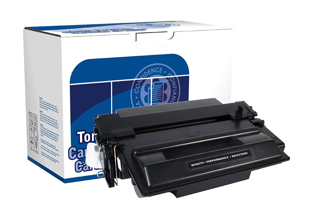 DataProducts remanufactured toner cartridge,Black High Yield, for use with:  HP (DPC11XP)