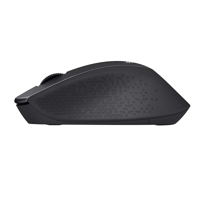 Logitech 910-004905 M330 Silent Plus Wireless Large Mouse (Black)