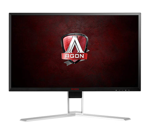 "AOC Agon AG271QX 27"" Gaming Monitor, Free Sync, 2560 x 1440 Res, 350 cd/m2,144hz, 1ms,VGA, DVI, DP, HDMI"