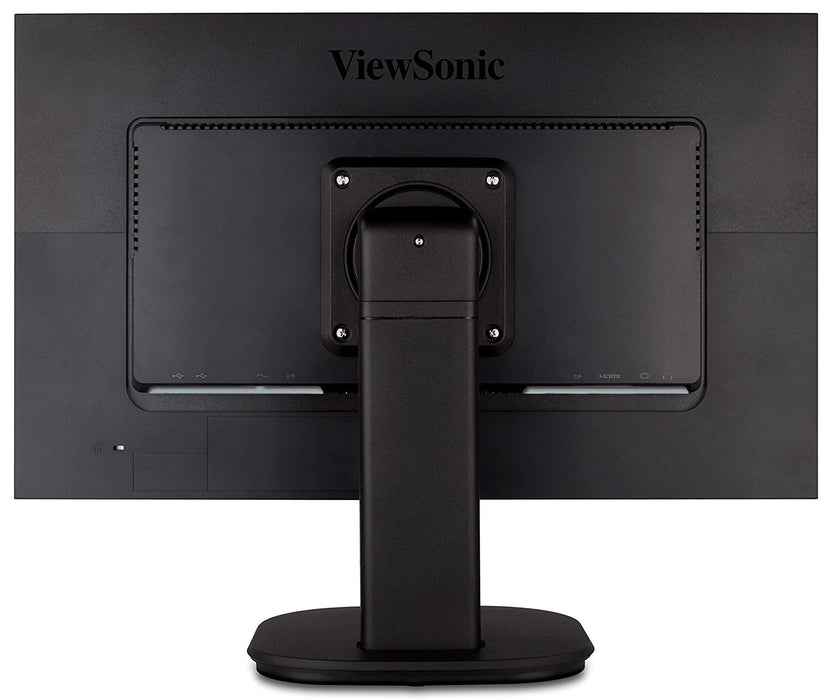 ViewSonic VG2439SMH 24 Inch 1080p Ergonomic Monitor with HDMI DisplayPort and VGA for Home and Office