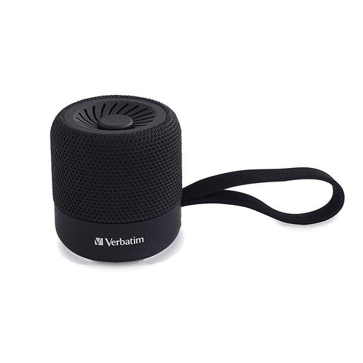 Verbatim Wireless Mini Bluetooth Speaker – Black (70228)
