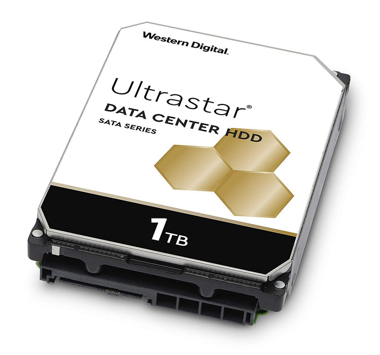"Western Digital 1TB Ultrastar DC HA210 7200 RPM SATA 6.0Gb/s 3.5"" Data Center Internal Hard Drive - OEM Model 1W10001"