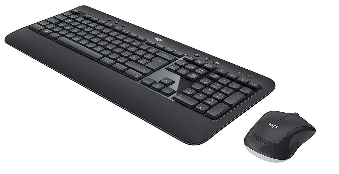Logitech MK540 Wireless Keyboard Mouse Combo (920-008672)