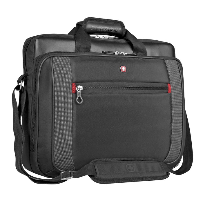 Swiss Top Load Deluxe Case for Netbook 17.3in (vf) (SWA0586L)