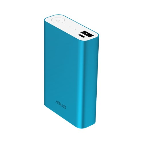 ASUS ZenPower Lithium-Ion (Li-Ion) 10050mAh Blue power bank (90AC00P0-BBT004) - V&L Canada