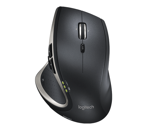 Logitech Performance Mouse MX RF Wireless Laser Black mice (910-001105) - V&L Canada