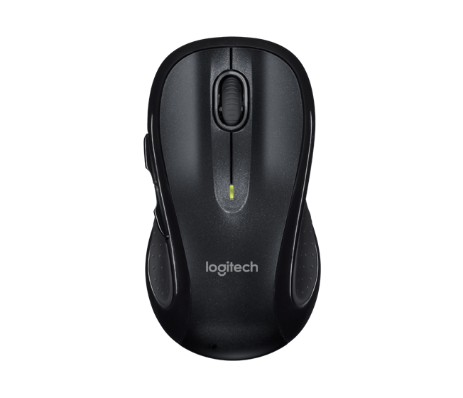 Logitech M510 RF Wireless Laser Right-hand mice (910-001822) - V&L Canada
