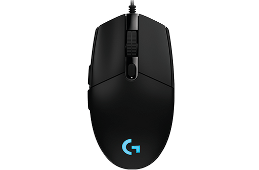 Logitech G203 Prodigy USB 6000DPI Right-hand Black mouse (910-004842) - V&L Canada