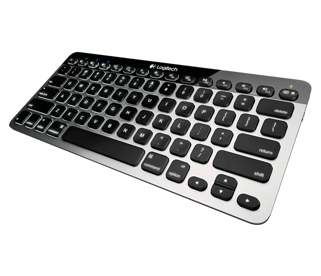 Logitech Bluetooth Illuminated KB K811 (920-004161)