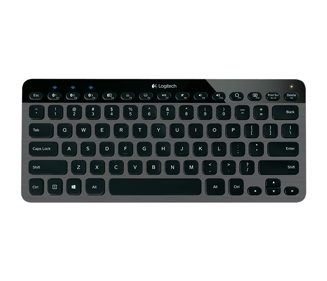 Logitech KB K810 Bluetooth Aluminium mobile device keyboard (920-004292)