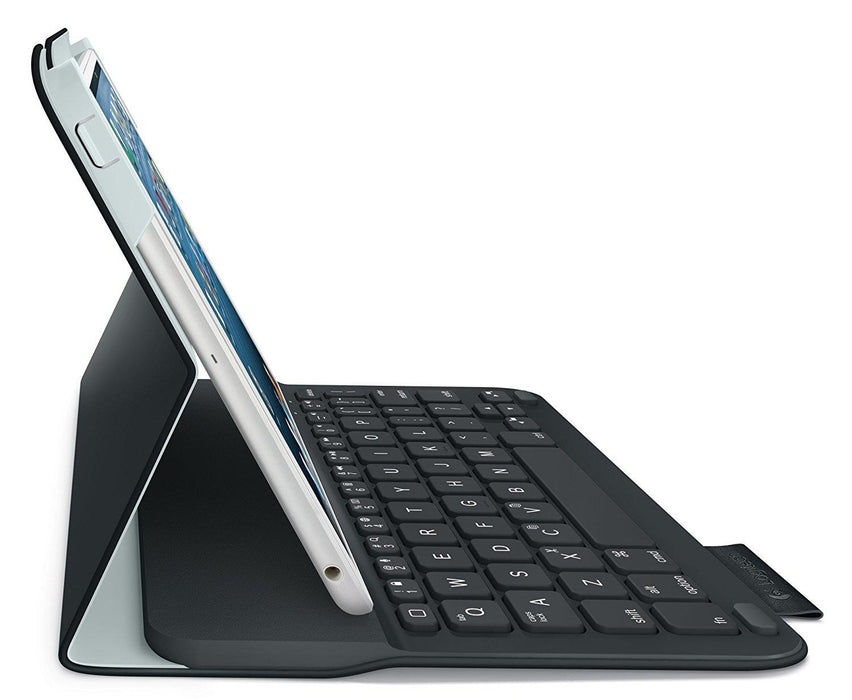 Logitech Ultrathin Keyboard,  Min Black Folio, Carbon (920-005893) - V&L Canada