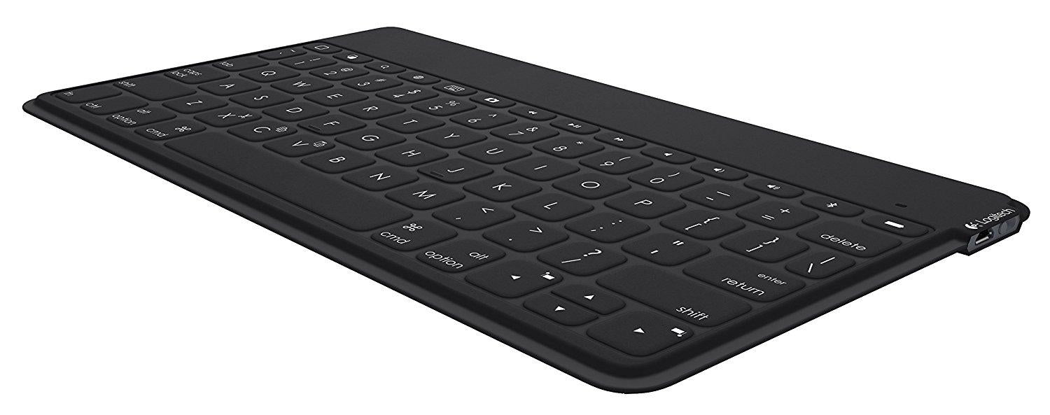 Logitech Keys-To-Go Bluetooth Black mobile device keyboard (920-006701) - V&L Canada