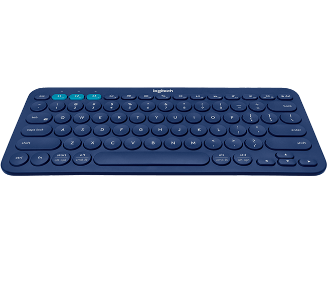 Logitech K380 Bluetooth QWERTY US English Dark Grey (920-007558)