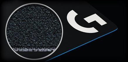 Logitech G640 Black Gaming Mouse Pad (943-000088) - V&L Canada